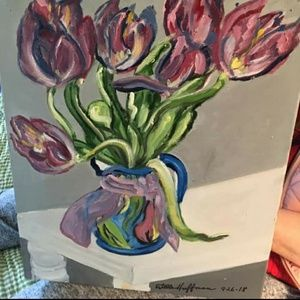 A Study in Tulips